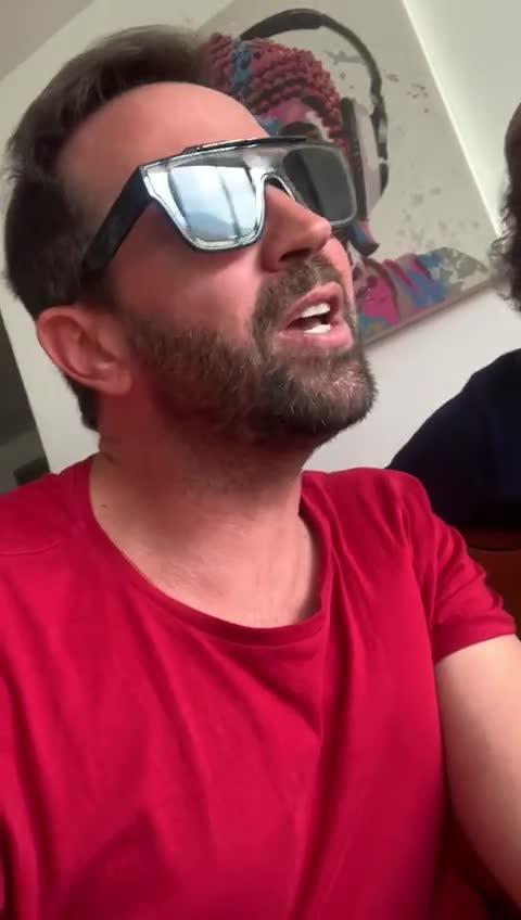 Poster de vídeo de Lucas Arnau